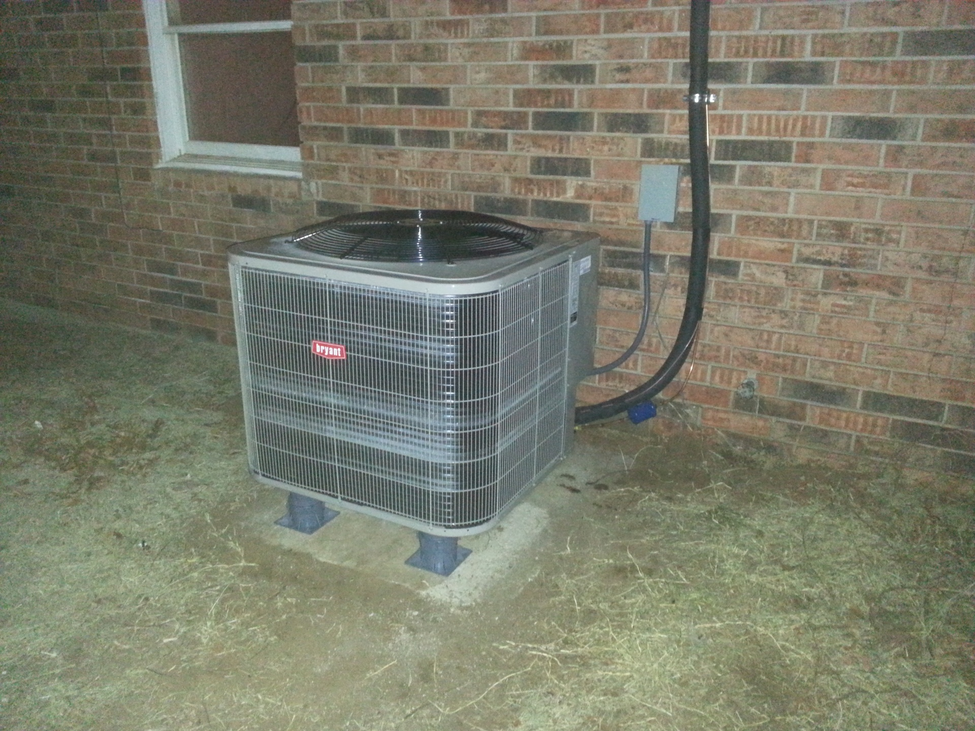 Heat pump Replacement